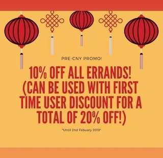 CNY Shopping - Ludify SG