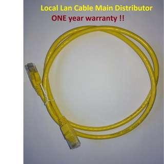 🚚 CAT6 LAN CABLE NETWORK CABLE
