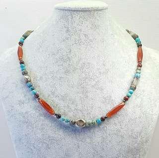 Tashi Beaded Necklace