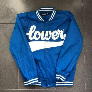 Lower varsity jacket
