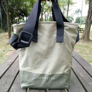 Original Crumpler Private Messenger S bag Tote beg
