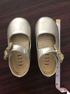 Elle Gold Shoes