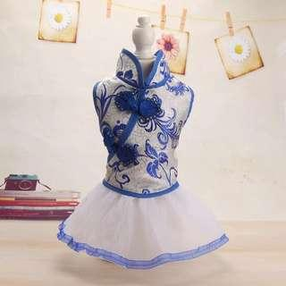 🚚 Flash Sale!! Chinese New Year CNY Dress For Female Dog