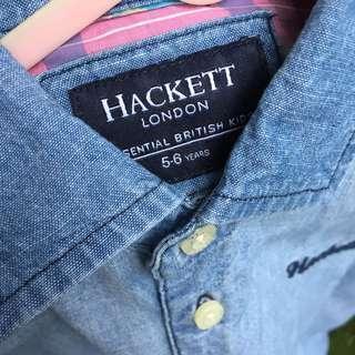 Hackett London - kemeja anak