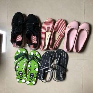 🚚 女鞋👟👠🥿#一百均價
