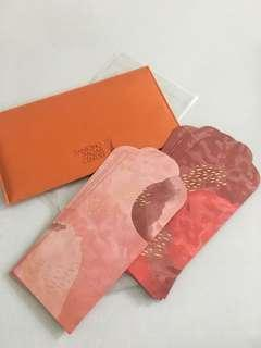 Tanjong Pagar Centre Red Packet with holder
