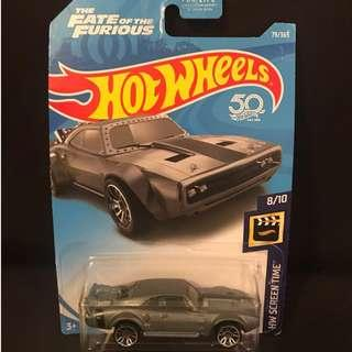 ICE CHARGER 🔥HOT WHEELS🔥 (車身有彈孔)