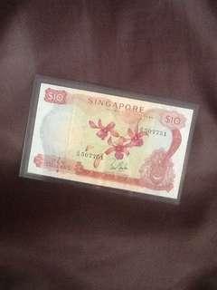 Orchid $10(Lim Kim sun)