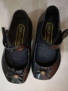 Mini Melissa baby shoes