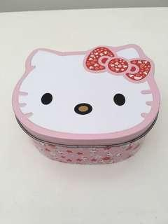 Hello Kitty metal container