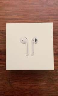 Airpods Scnd