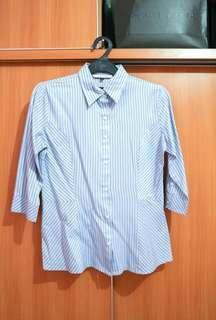 Blue Shirts (Kemeja Wanita)