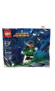 LEGO 30617 GREEN LANTERN JESSICA CRUZ  SUPER HEROES