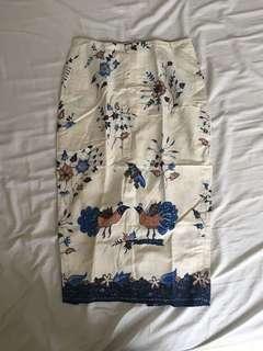 Rok Batik Klasik