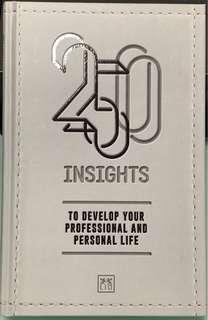 250 Insights - to develop your professional and personal life