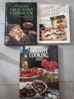 🚚 Microwave Cookbooks