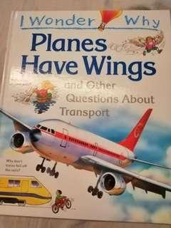 Planes Have Wings