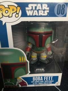 Boba Fett pop #08
