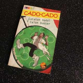 Murah - Buku bekas / Novel Cado-cado