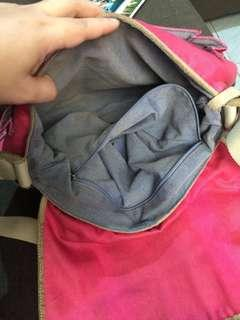 Original Lacoste sling bag