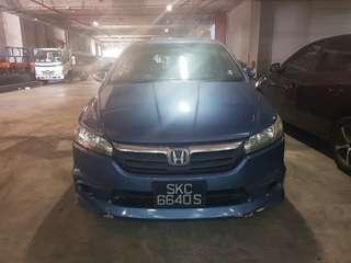 Honda Stream 1.8A MPV