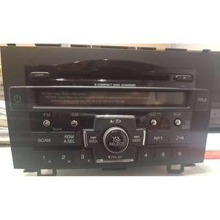 Car Stereo (unused, previously installed in CRV2013model)