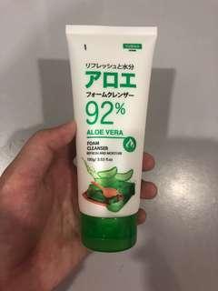 Aloe Vera Foam Cleanser Japan