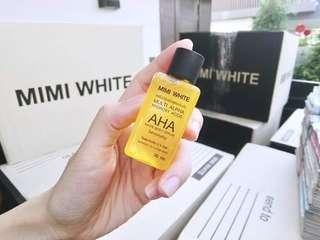 AUTHENTIC AHA WHITENING BODY SERUM by Mimi White