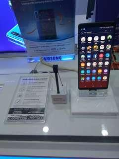 Bawa Pulang Samsung Note 9 DP 3,9 Proses Cepat 3 Menit
