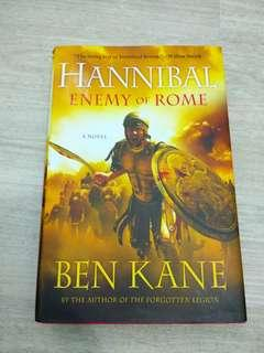 Hannibal: Enemy of Rome (Ben Kane)