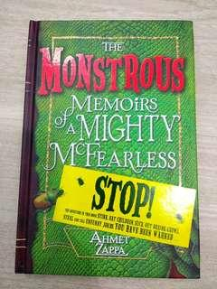 Thr Monstrous Memoirs of a Mighty McFearless (Ahmet Zappa)
