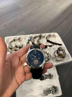 Emporio Armani 全新男裝自動錶42mm