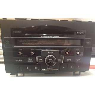 Car stereo (semi-new previously installed in CRV2013 model)