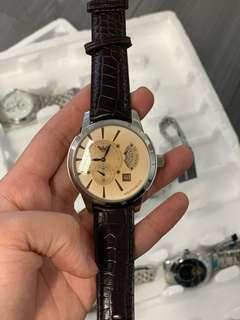 Emporio Armani 全新男裝42mm 自動錶