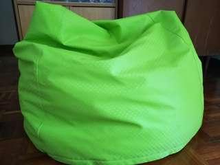 Beanbag Lime Green XL size
