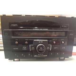 Semi-used Car Stereo (previously installed in CRV2013)