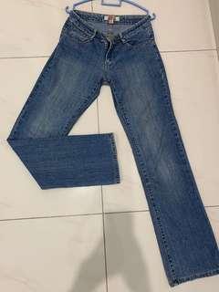 Jeans wanita Saiz 25