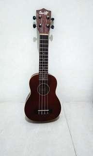 Gitar~ukulele cowboy