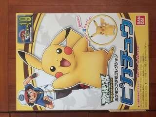 全新殘盒Pokemon 比卡超模型