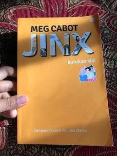 Novel meg caboy jinx