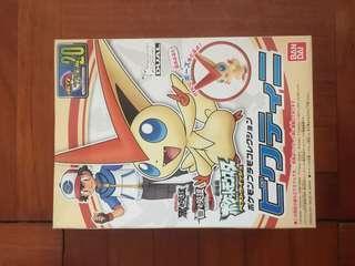 全新殘盒Pokemon 模型