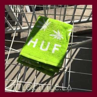 【包郵】HUF運動毛巾