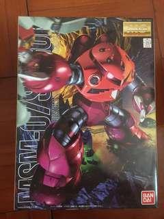 全新殘盒MG1/100紅魔蟹
