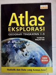 Oxford Atlas Eksplorasi