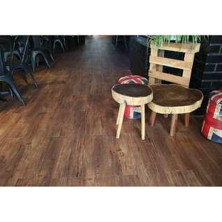VINYL FLOORING lantai korean spc/laminate alternative