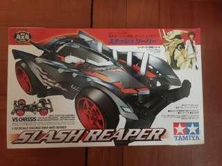 全新殘盒雙星四驅車Slashreaper