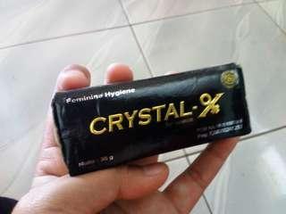 #JAN25 Cristal x