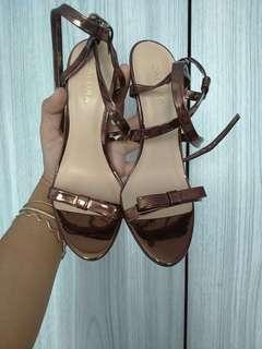 Zalora Heels like new good condition