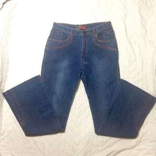 Flared High waisted Jeans