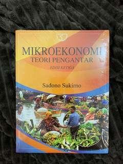 Buku MIKROEKONOMI